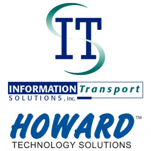 Diamond Sponsors Information Transport Solutions and Howard Technologies